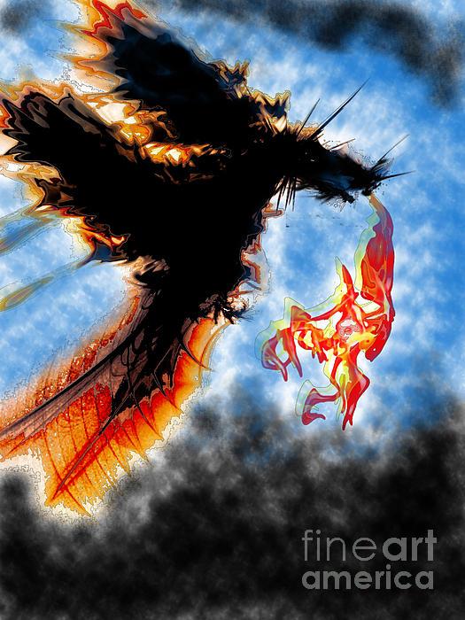 Trevor Fellows - Dragons Breath