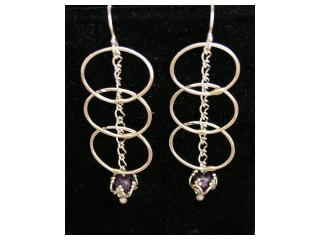 Drama Queen Earrings Jewelry
