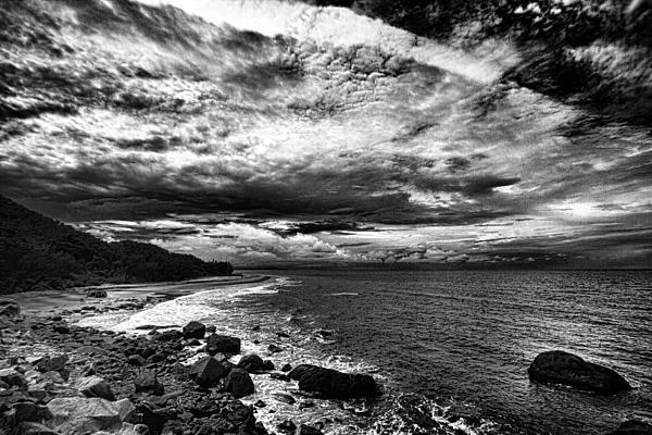 Douglas Barnard - Dramatic Coast
