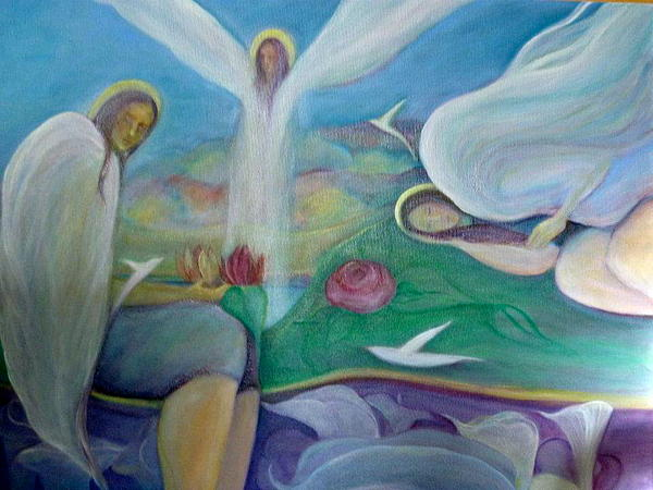 Margaret Pirrouette - Dreaming Of Angels Dreaming
