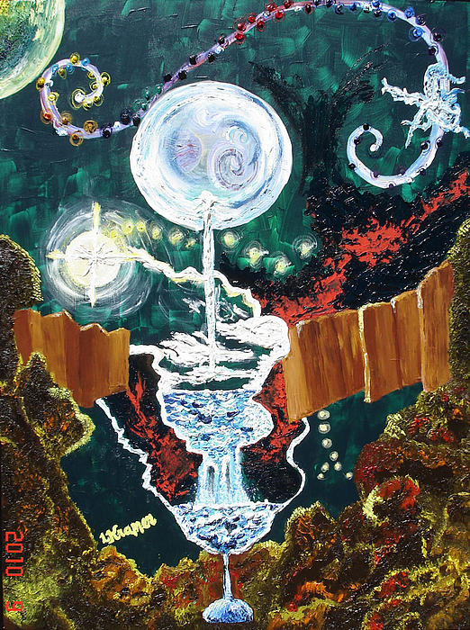 Dreams Print by Lisa Kramer