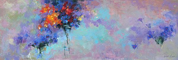 Dreams Of Summer Print by Anastasija Kraineva
