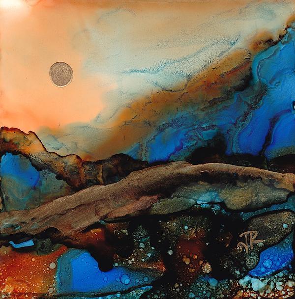 June Rollins - Dreamscape No. 201