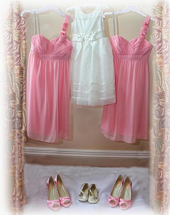 Dress To Impress Print by Alex Hardie