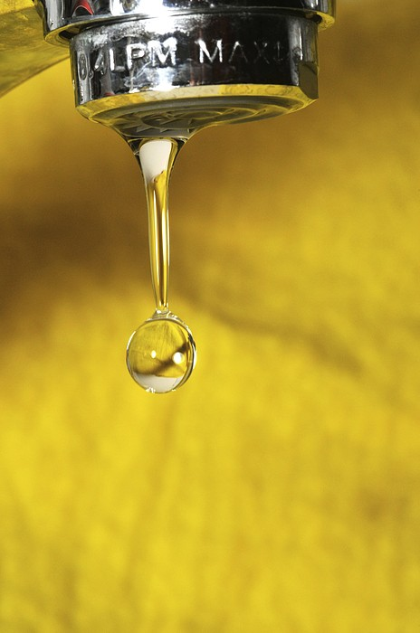 Dripping Tap Print by Photostock-israel