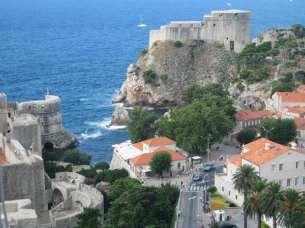 Barbara Saccente - Dubrovnik Croatia