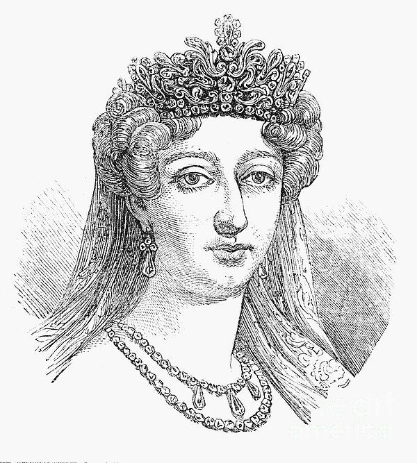 Duchess Of Angoul�me Print by Granger
