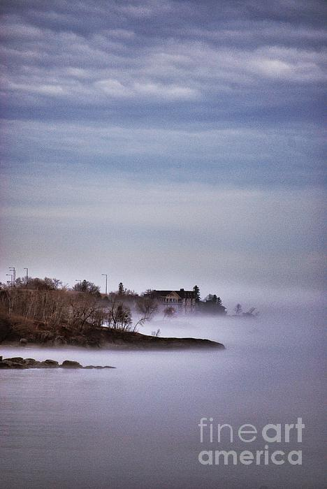 Duluth Noir Print by Shutter Happens Photography