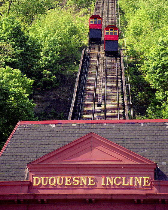 Tom Leach - Duquesne Incline