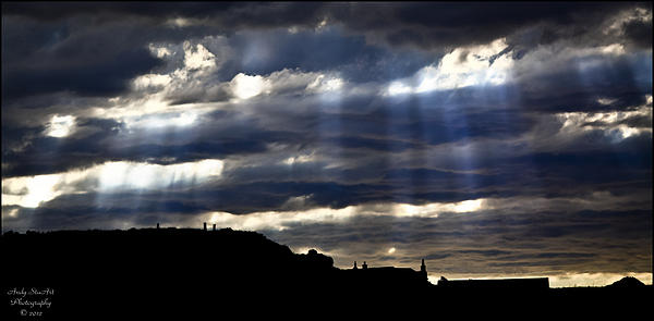 Andy Stuart - Durness - Crepuscular Rays