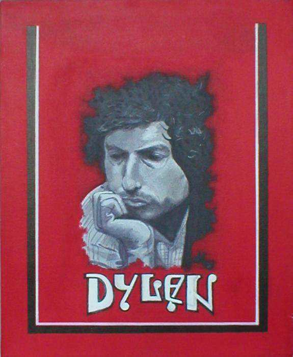 Dylan Print by Jimmy  Ovadia