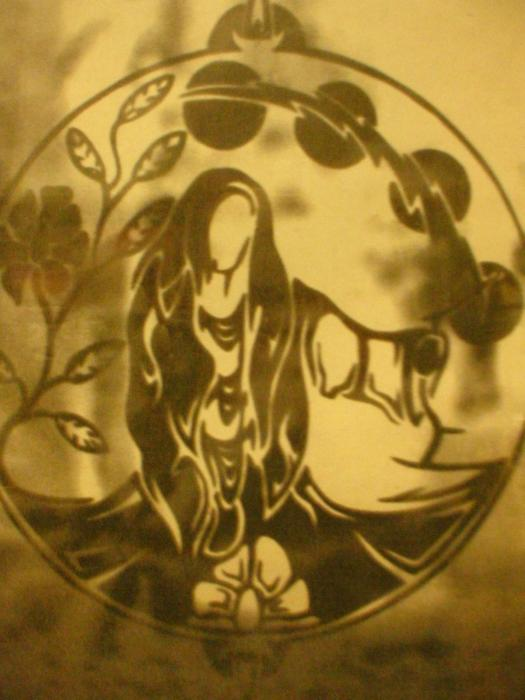 Earth Woman Print by Austen Brauker