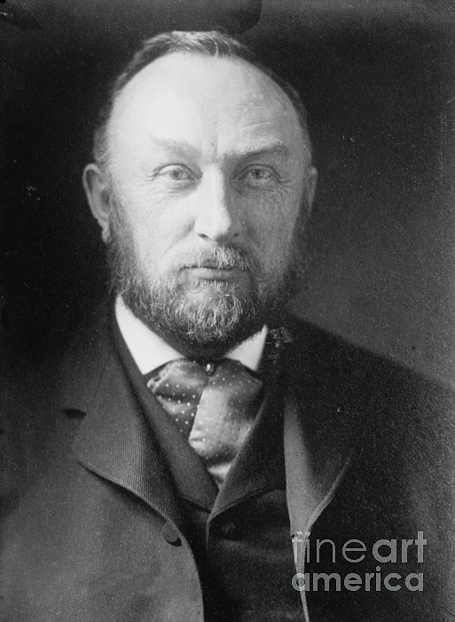 Edward Pickering, American Astronomer & Print by Science Source