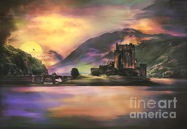 Andrzej Szczerski - Eilean Donan Castle