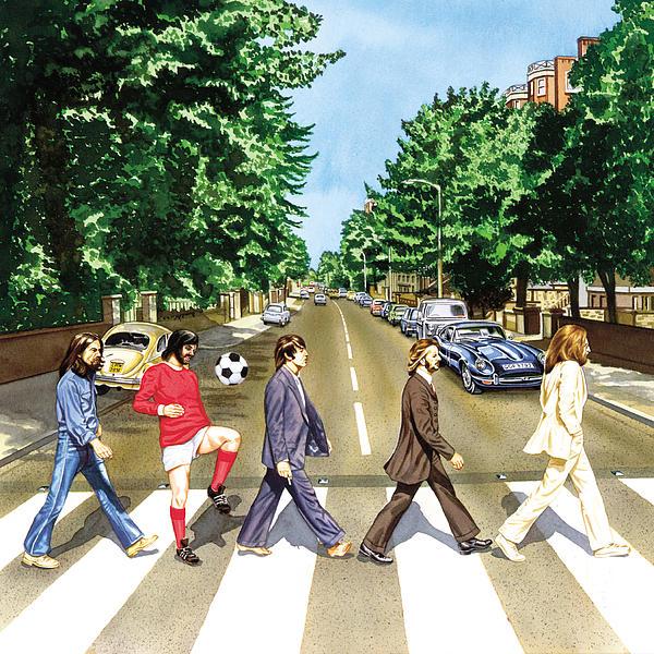 El Beatle Print by John Hebb