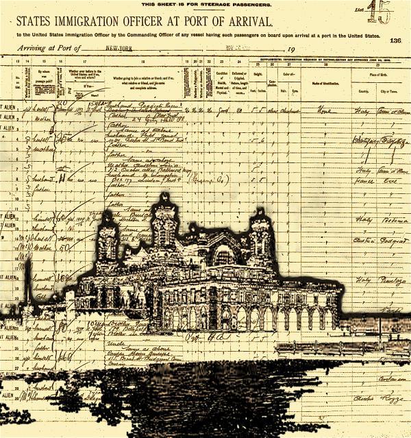 Godfather  Ellis Island