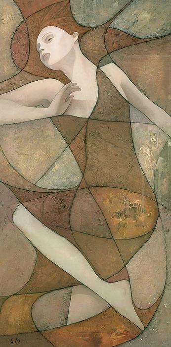 Elysium Print by Steve Mitchell