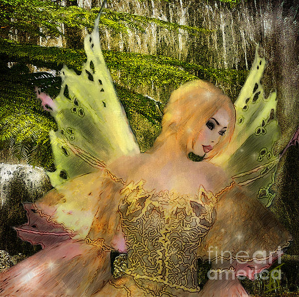 Rosy Hall - Enchanted Forest - Fae of the Forest Waters