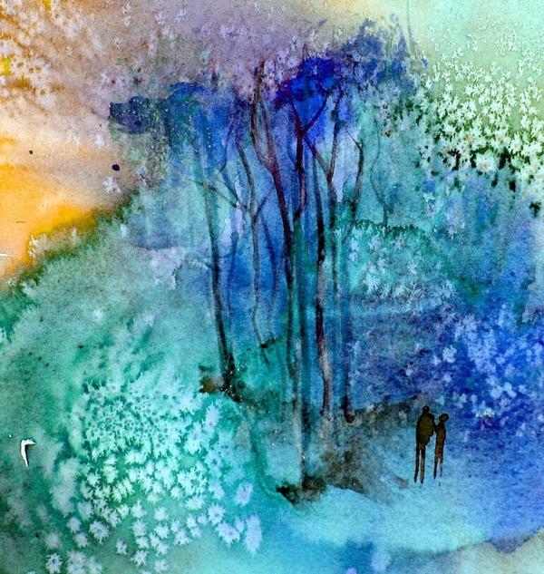 Enchantment Print by Anne Duke