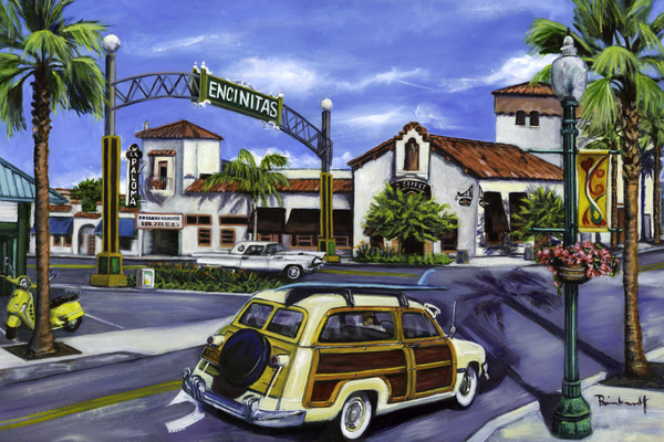 Lisa Reinhardt - Encinitas Dreaming Again