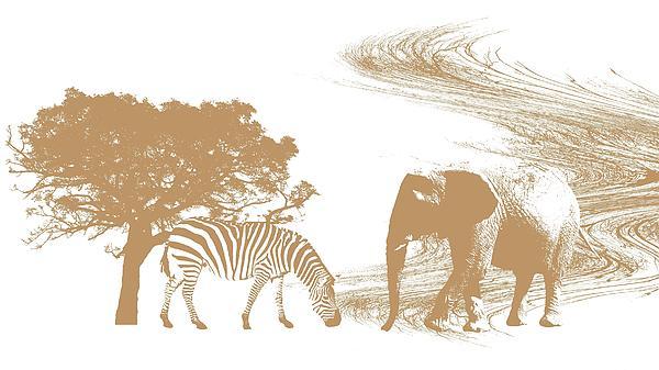 Endangered Print by Sharon Lisa Clarke