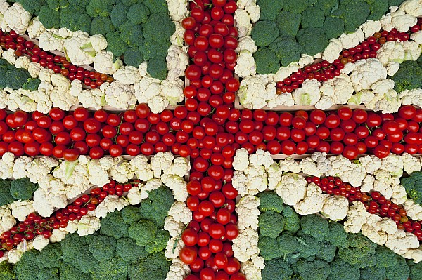 England Print by Axiom Photographic
