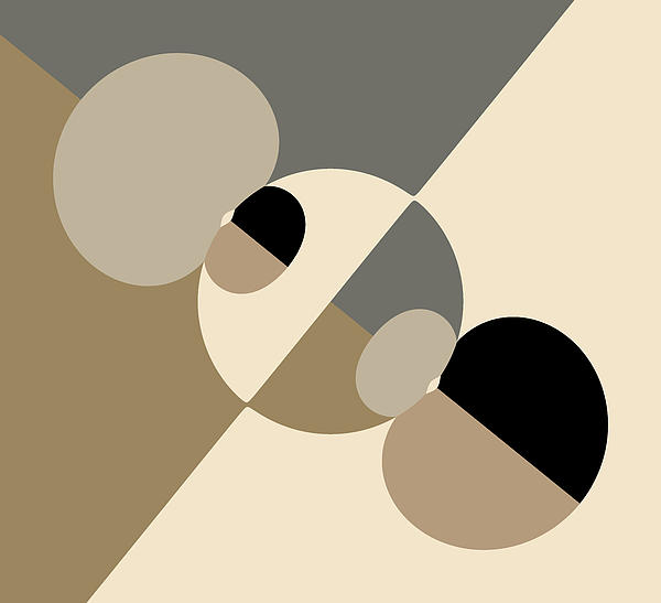 Equilibrium Print by Mark Greenberg