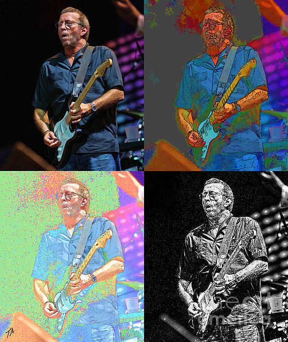 Tommy Anderson - Eric Clapton Pop