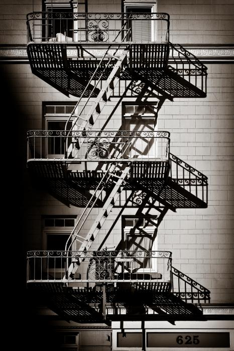 Escape Print by David Bowman