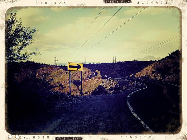 Nasser Studios - Apache Mountain Roadway