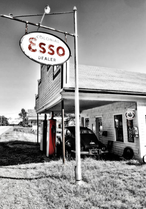Chad Tracy - Esso Express