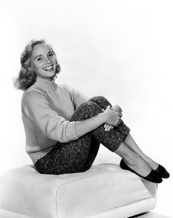 Eva Marie Saint, Ca. 1957 Print by Everett
