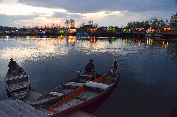 Fotosas Photography - Evening on Dal Lake