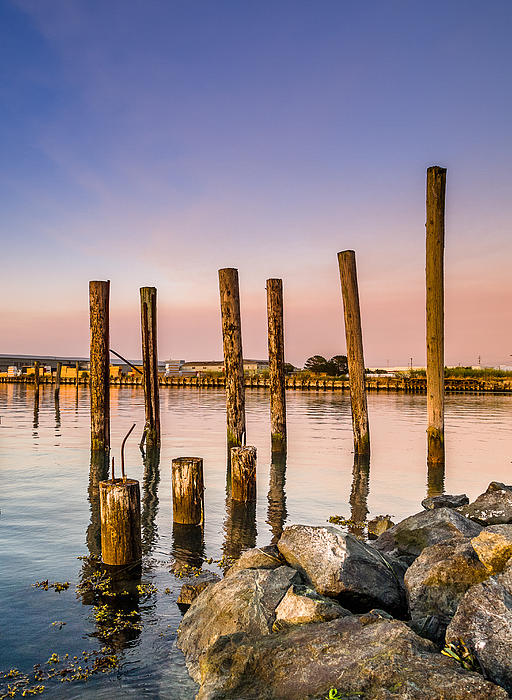 Greg Nyquist - Evening on Humboldt Bay