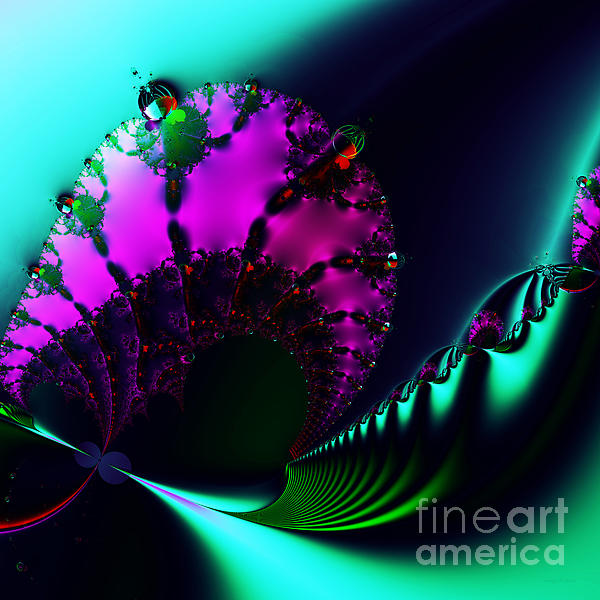 Event Horizon . S17 Print by Wingsdomain Art and Photography