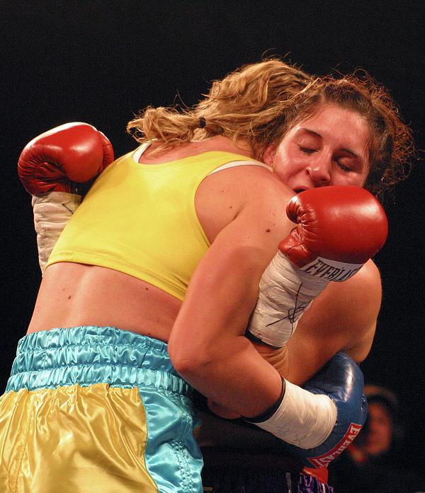 ringecke beim boxen
