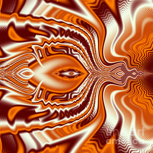 Eye Flying High Print by Digit Art Mariel Everling