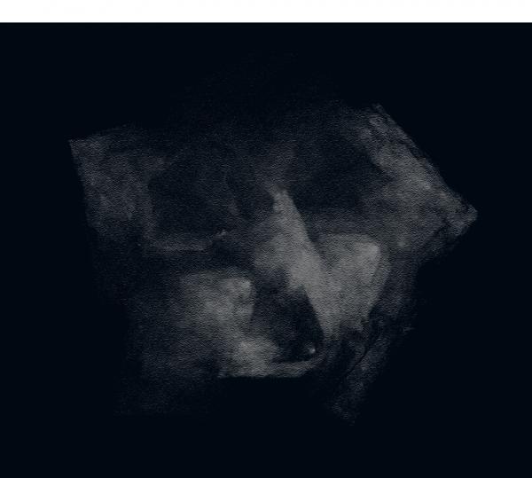 Face In Dark Mood Print by Viktor Savchenko