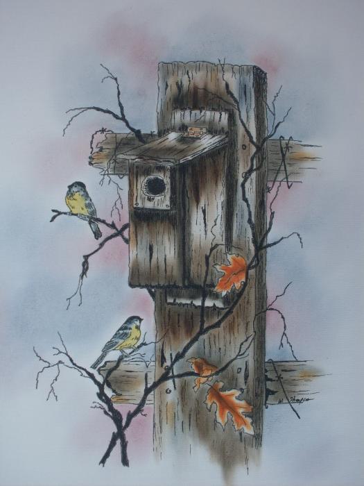 Warren Thompson - Fall Home