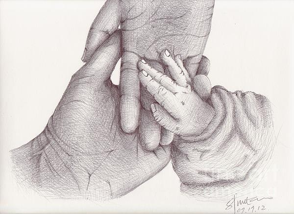 Min Suh - Family Hands