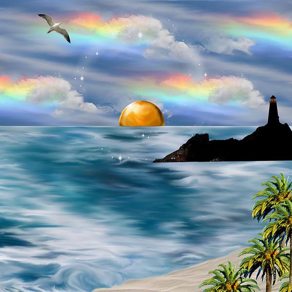 Amy Parks - Fantasia Sea