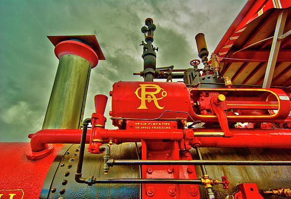 Farm Ready Print by Dale Stillman