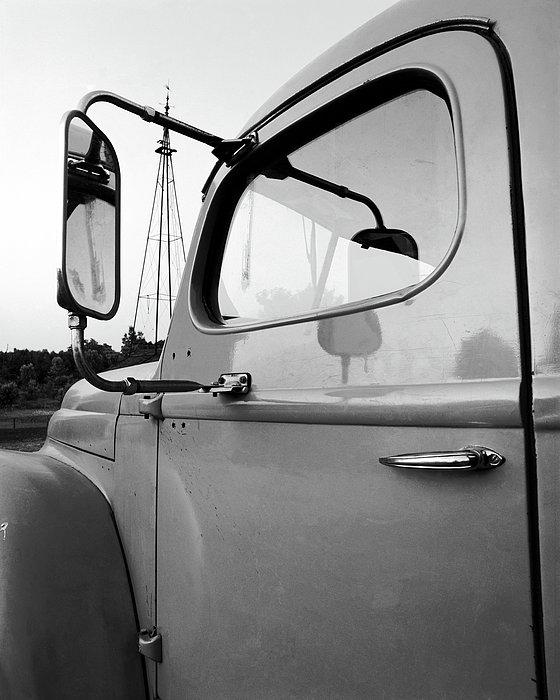 Farm Truck Print by Jan Faul