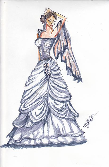 Fashion Designers Sketch Bella's Wedding Dress - The Twilight Saga