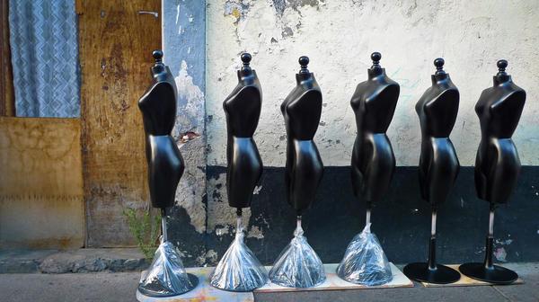 Fashion Print by Skip Hunt