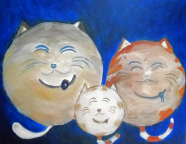 Marian Hebert - Fat Cat Family