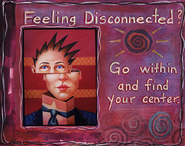 Jill Culver - Feeling Disconnected?