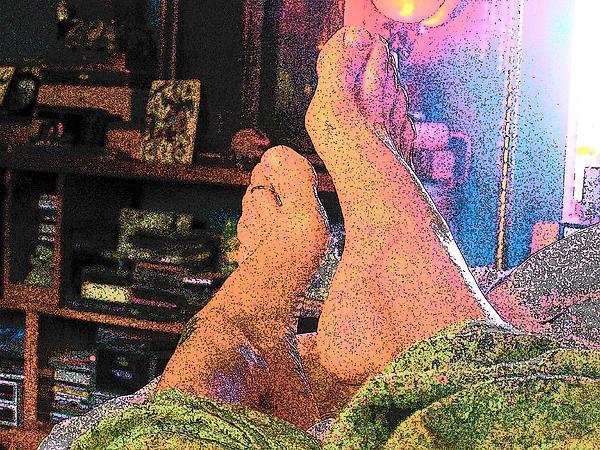 Feet Print by YoMamaBird Rhonda