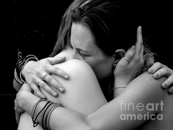Gerhardt Isringhaus - Female Embrace