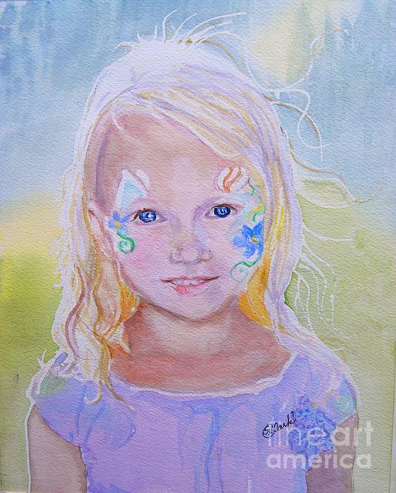Susan  Clark - Festival Child